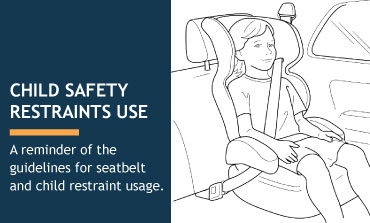 Child-Restraint-Usage Guidelines