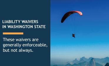 Liability Waivers in Washington State_Wiener & Lambka