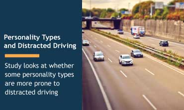 Personality Types and Distracted Driving - blog by Wiener and Lambka